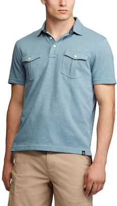 Chaps Men's Classic Fit Outdoor Polo