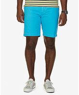 Nautica Classic-Fit Flat-Front Deck Shorts