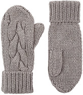 Barneys New York MEN'S CASHMERE MITTENS