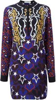 Mary Katrantzou 'Cleef' showmanship printed dress - women - Silk - 10