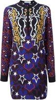 Mary Katrantzou 'Cleef' showmanship printed dress - women - Silk - 10