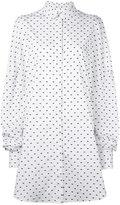 Henrik Vibskov Bumble shirt dress - women - Cotton - XS