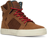Supra Boys' Skytop Suede High-Top Casual Sneakers from Finish Line