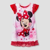 Minnie Mouse Toddler Girls' Minnie Mouse Nightgowns