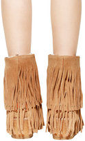 Koolaburra Savannity Wedge Boot with Fringe in many colors - by