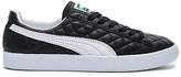 Puma Select Clyde Dressed Part Deux FM in Puma Black & Puma White in Black. - size 12 (also in )