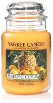 Yankee Candle 22oz Large Jar Pineapple Citrus