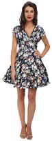 Unique Vintage Sateen Olivia Dress