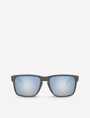 Oakley OO9417 Holbrook XL acetate Prizm square-frame sunglasses