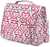 Ju-Ju-Be Ju Ju Be B.F.F. Messenger Diaper Bag (Sweet Hearts)