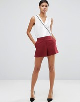 Asos Tailored A-Line Shorts