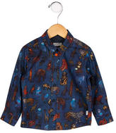 Paul Smith Boys' Printed Button-Up Shirt w/ Tags