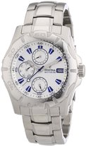 Festina Men's Festina F16242/7 Silver Tone Quartz Watch with Dial