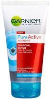 Garnier Skin Naturals Pure Active Intensive Charcoal Scrub