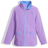 The North Face Mossbud Soft Shell Jacket, Purple, Size XXS-L