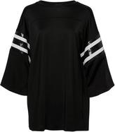 Cynthia Rowley Stripe Jersey T-Shirt