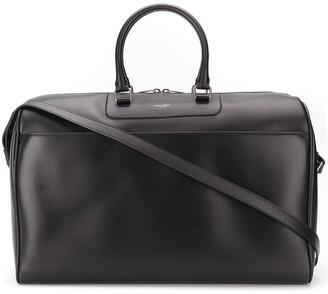 Saint Laurent Leather Duffel Bag