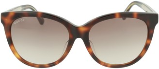 Gucci Square/Rectangle Sunglasses