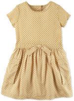 Carter's Poplin Print Dress, Little Girls (2-6X) & Big Girls (7-16)