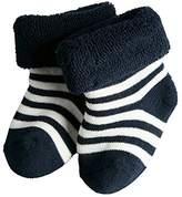 Falke Unisex Baby Erstlingsringel Striped Socks,Newborn (Manufacturer Size:50-56)