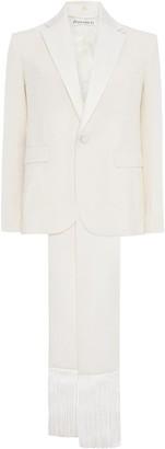 J.W.Anderson Interchangeable Lapel Tailored Jacket
