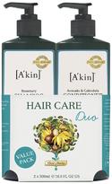 Akin A'kin Rosemary Shampoo & Avocado & Calendula Conditioner Duo 500ml
