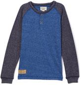 Lucky Brand Limoges Rocket Raglan Henley - Boys