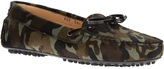 Car Shoe camouflage print slipper