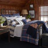 Ralph Lauren Home Bentwood Duvet Cover - Blue - Super King