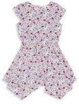Splendid Little Girl's Floral Printed Dress
