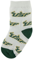 For Bare Feet Babies' USF Bulls Socks