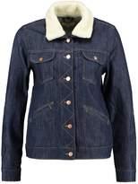 Wrangler HERITAGE Denim jacket blue