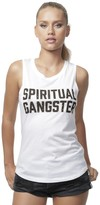 Spiritual Gangster Mini Star Muscle Tank Top