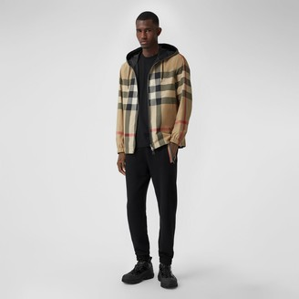 Burberry Reversible Check and ECONYL Jacket