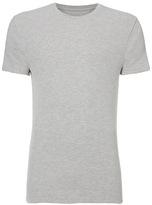 Tu clothing Charcoal Grey Thermal Marl T-Shirt