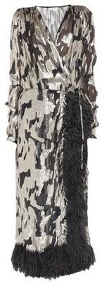 ATTICO 3/4 length dress