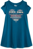 Epic Threads Adventures Cold-Shoulder Dress, Toddler and Little Girls (2T-6X), Created for Macy's