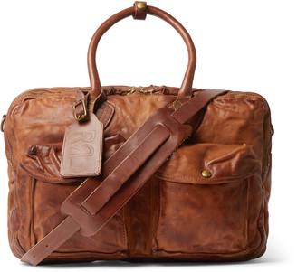 Ralph Lauren RRL Leather Holdall