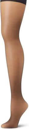 Hanes Women's Lasting Sheer High Waist Control Top Pantyhose