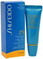Shiseido 15 Ml Sun Protection Eye Cream Spf 25