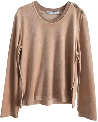 Sonia Rykiel Beige Cotton Knitwear for Women Vintage