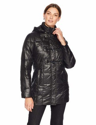 Big Chill Women's Down Blend Toggle Puffer