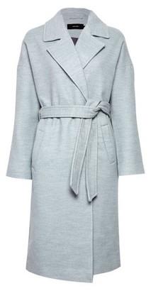 Dorothy Perkins Womens Vero Moda Grey Long Jacket, Grey