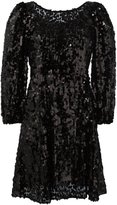 Dolce & Gabbana sequinned dress - women - Silk/Cotton/Polyamide/Spandex/Elastane - 46