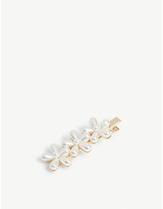RELIQUIA Pearl bead Hana clip