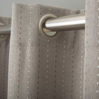 Ricardo Grand Pointe Grommet Blackout Patio Panel with Attachable Wand