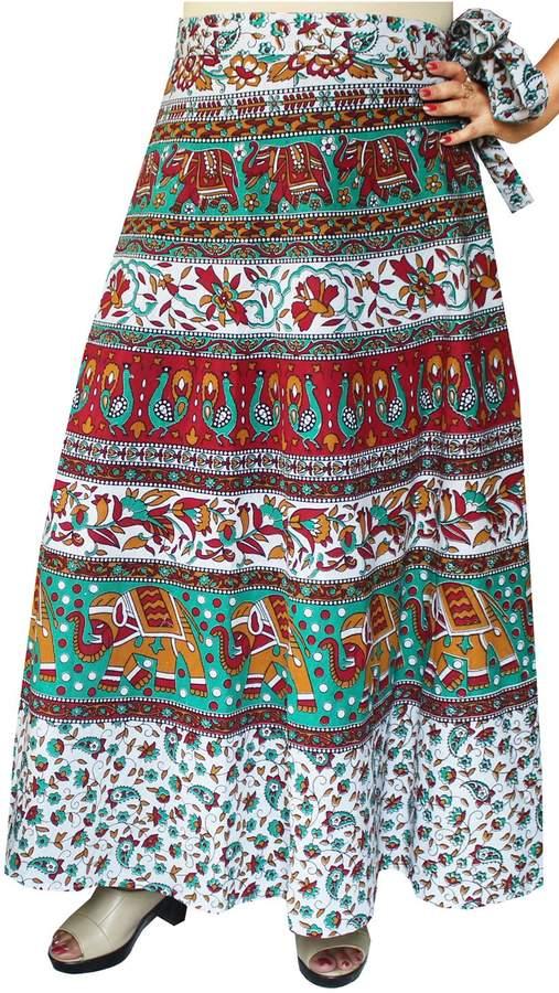 0cc495e89 Indian Print Skirt - ShopStyle Canada