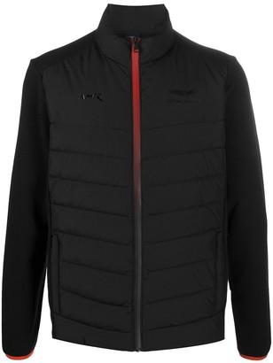 Hackett Aston Martin Racing padded jacket