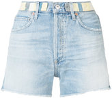 Citizens of Humanity denim shorts - women - Cotton/Lyocell - 25