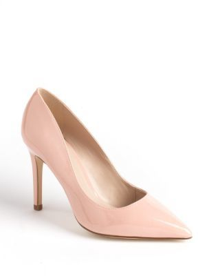 TRUTH OR DARE BY MADONNA Lele Patent Finished Pumps